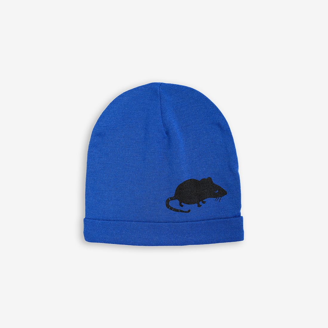 Mouse wool beanie