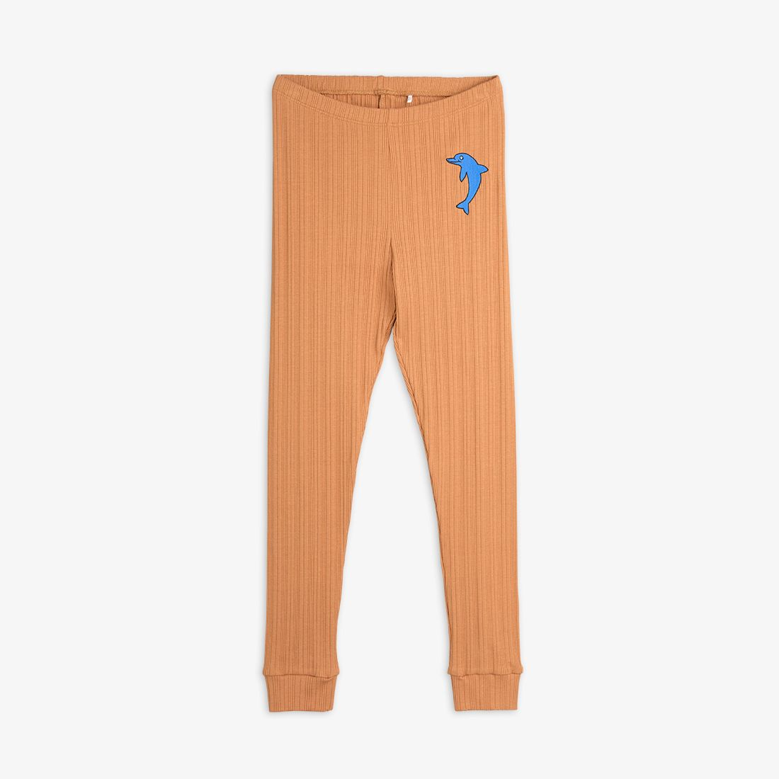 Dolphin Embroidered Leggings